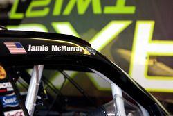 Car detail, Jamie McMurray, Earnhardt Ganassi Racing Chevrolet