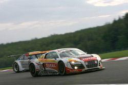 #73 WRT Belgian Audi Club Audi R8 LMS GT3: Stéphane Ortelli, Kurt Mollekens, Stéphane Lemeret, Fra