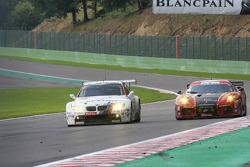 #79 BMW Motorsport BMW M3 GTN: Dirk Werner, Dirk Müller, Dirk Adorf, #1 AF Corse - ALD Team Vitapho
