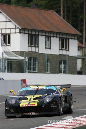 #71 Team RPM Ford GT GT3: Alex Mortimer, Peter Bamford, Matt Griffin