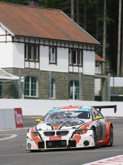 #55 Sport Garage Porsche BMW Alpina B6 GT3: Romain Brenela, Gael Lesoudier, Thierry Prignaud, Thierry Stepec