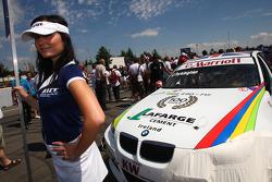 100 courses pour Colin Turkington eBay Motors BMW 320si