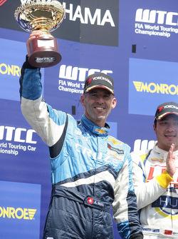 3rd in course 2, Alain Menu Chevrolet, Chevrolet Cruze LT