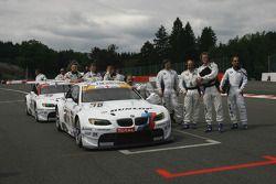 BMW Motorsport team
