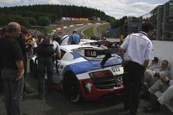 United Autosports USA AUDI R8-LMS GT3