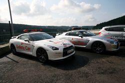 Nissan GT-R safetycar