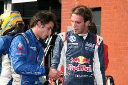 Winnaar Jean-Eric Vergne, 2de Felipe Nasr
