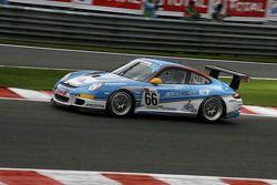 #66 Jetalliance Racing Porsche 997 GT3 Cup GTN: Lukas Lichtner-Hoyer, Vitus Eckert, Marco Seefried,