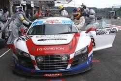 Pitstop #68 United Autosports Audi R8 LMS GT3: Stefan Johansson, Alain Li, Mark Patterson, Emil Asse
