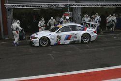 Pitstop #78 BMW Motorsport BMW M3 GTN: Jörg Müller, Pedro Lamy, Uwe Alzen