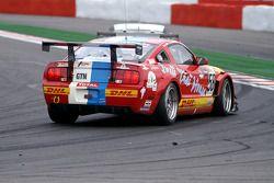 #58 VDS Racing Adventures Ford Mustang FR500C-GT GTN: Raphael Van Der Straten, Karim Al-Azhari, Jose Close, Erik Qvick