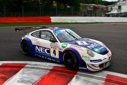 #4 Prospeed Competition Porsche 911 GT3 RS: Paul Van Spluteren, Niek Hommerson, Louis Machiels, Phil Bastiaens