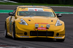 #62 RJN Motorsport Nissan 370Z GT4: Rob Barff, Lucas Ordonez, Alex Buncombe, Chris Buncombe