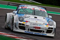 #52 Mühlner Motorsport Porsche 911 GT3 R GT3: Armet Fumal, Gianluca de Lorenzi, Jérome Thiry, Mark J.Thomas