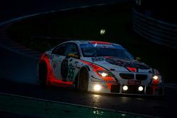 #55 Sport Garage Porsche BMW Alpina B6 GT3: Romain Brenela, Gael Lesoudier, Thierry Prignaud, Thierr