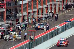 #58 VDS Racing Adventures Ford Mustang FR500C-GT GTN: Raphael Van Der Straten, Karim Al-Azhari, Jose