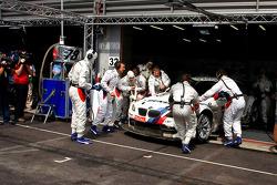 #79 BMW Motorsport BMW M3 GTN: Dirk Werner, Dirk Müller, Dirk Adorf