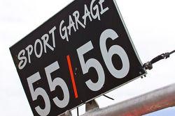 #55 Sport Garage Porsche BMW Alpina B6 GT3: Romain Brandela, Gael Lesoudier, Thierry Prignaud, Thierry Stepec, #56 Sport Garage Porsche BMW Alpina B6 GT3: André-Alain Corbel, Thomas Duchene, Christian Beroujon, Bernard Salam