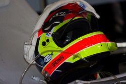 Helmet of Zak Brown