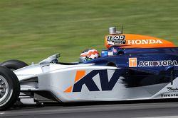 Mario Moraes, KV Racing Technology