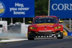 #43 Team Sahlen Mazda RX-8: Wayne Nonnamaker, Joe Nonnamaker