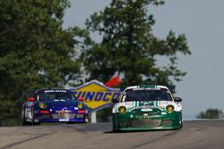 #44 Magnus Racing Porsche GT3: John Potter, Craig Stanton, #66 TRG Porsche GT3: Steven Bertheau, And