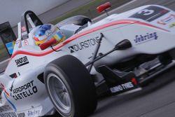 Roberto Merhi, Muecke Motorsport, Dallara F308 Mercedes