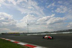 Jim Pla, ART Grand Prix, Dallara F308 Mercedes