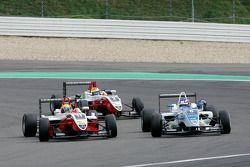 Jim Pla, ART grand Prix, Dallara F308 Mercedes et Marco Wittmann, Signature, Dallara F308 Volkswagen