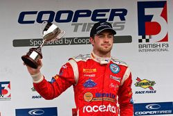 National class podium: James Cole