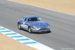 Herb Wetanson,1961 Aston Martin Zagato DB-4