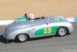 Stanley Gold, 1957 Porsche 356