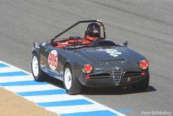 Melani Walton, 1964 Alfa Romeo Giulia TZ