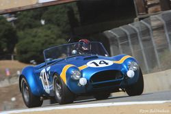William E. Chip Connor, 1964 Cobra FIA