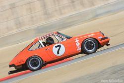 Dennis Singleton, 1968 Porsche 911 TR