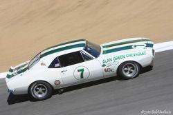 Tony Hart, 1967 Chevrolet Camaro Z/28