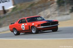 Forrest Straight, 1970 Ford Boss 302 Mustang