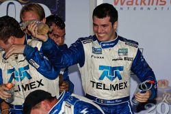 Victory lane: vainqueurs Scott Pruett et Memo Rojas