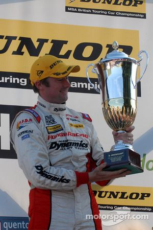 Race Winner Gordon Shedden