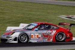 #44 Flying Lizard Motorsports Porsche 911 GT3 RSR: Patrick Pilet, Seth Neiman