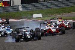 Antonio Felix da Costa, Motopark Academy Dallara F308 Volkswagen leads