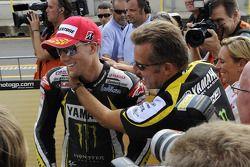 2de plaats Ben Spies, Monster Yamaha Tech 3