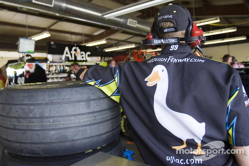 Teamlid van Carl Edwards, Roush Fenway Racing Ford