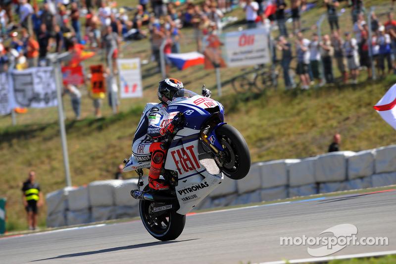 12- GP da República Tcheca 2010, Yamaha