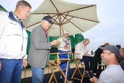 Hommage à Dan Gunrey: Bobby Unser et Bob Bondurant