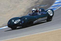 Group1A vainqueur Donald Orosco, 1958 Lotus 15