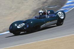 Group1A race winner Donald Orosco, 1958 Lotus 15