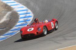 Jon Shirley, 1957 Maserati 300S