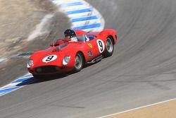 Bruce McCaw, 1959 Ferrari TR-59