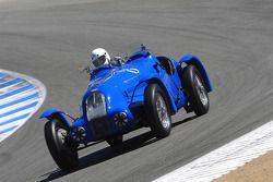 Scott Larson, 1938 Bugatti Type 57